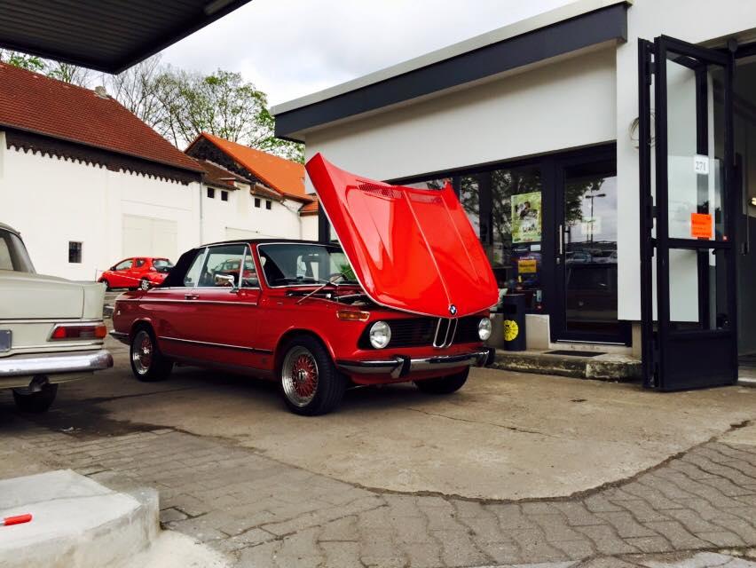 BMW 02 Cabriolet