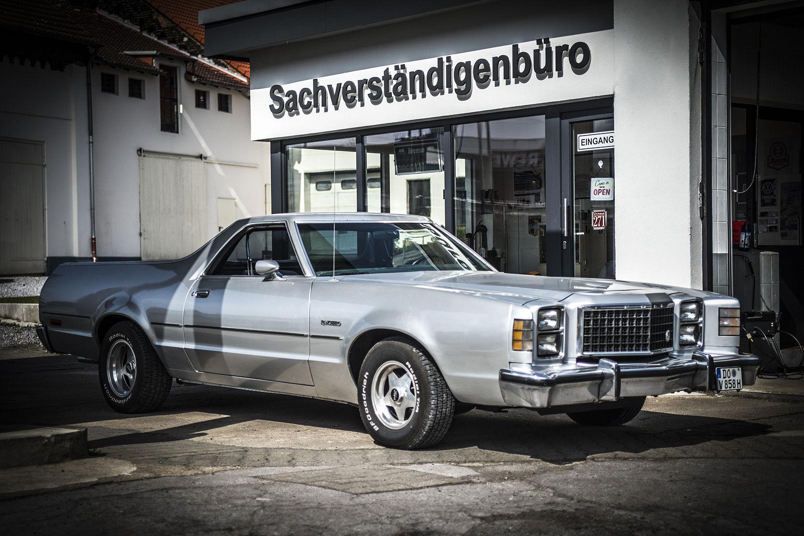 Ford Ranchero GT (1977)